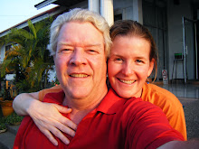 Doug and me in Luang Prabang, Laos, Dec. '07