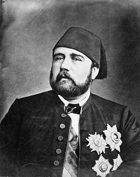 Ismail Pasha