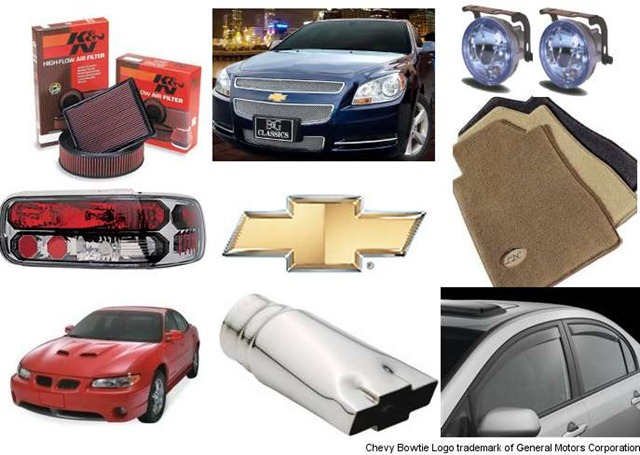 Logo Car Accessories