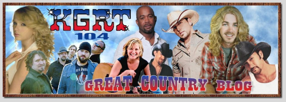 KGRT - Great Country Blog