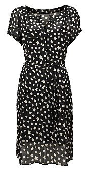 Therapy Star Print Dress