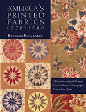America&#39;s Printed Fabrics: 1770-1890