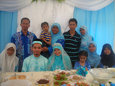 Kakak dan keluarga