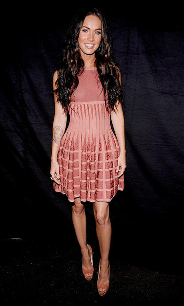 Azzedine Alaia Pink Dress this Azzedine Alaia dress