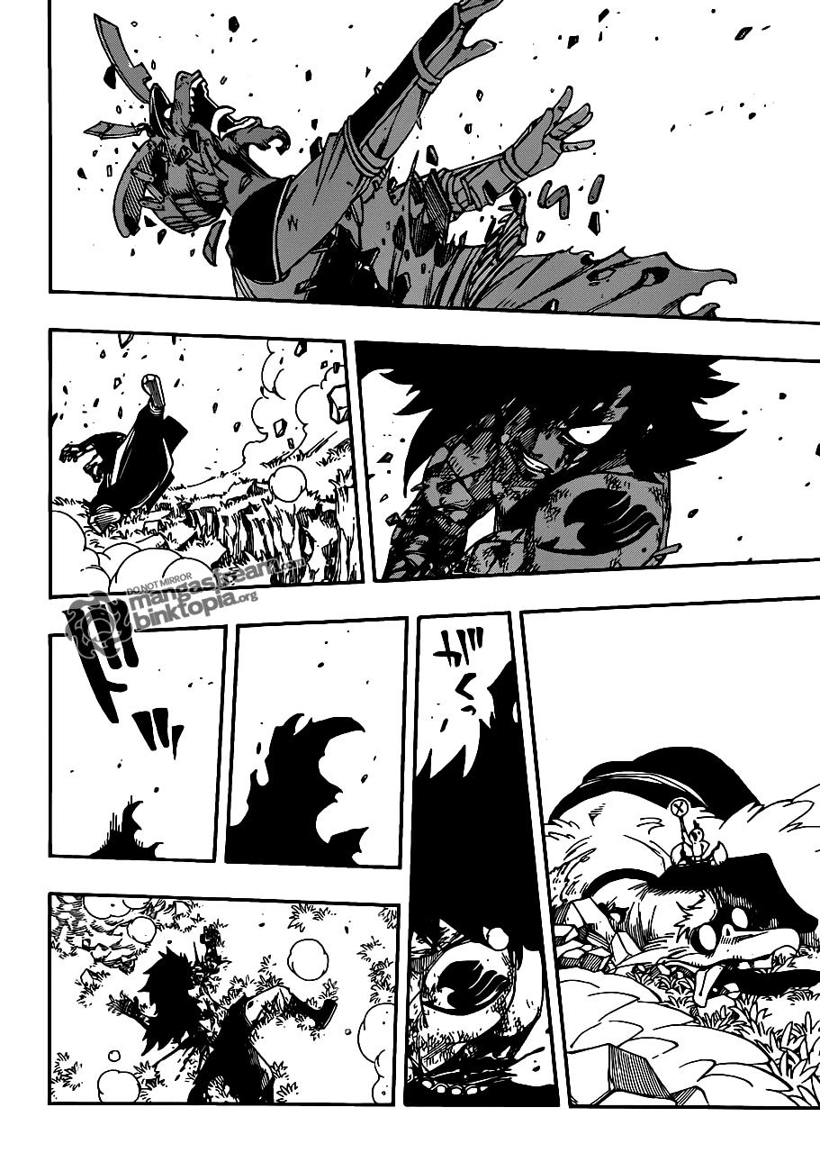 TruyenHay.Com - Ảnh 16 - Fairy Tail Chap 212