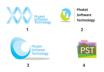 โลโก้ Phuket Software Technology