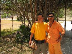 LOS JEFES CHUCHO Y PEZ