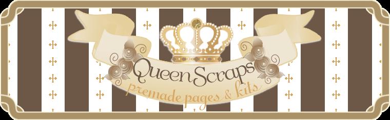 Queen Scraps