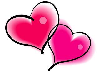 serca, miłość