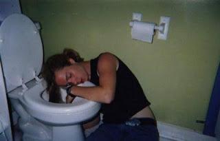 brak umiaru w piciu