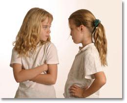 rywalizacja dzieci