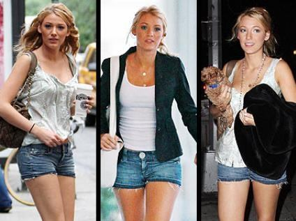 Blake Lively Thin. lake lively casual look.