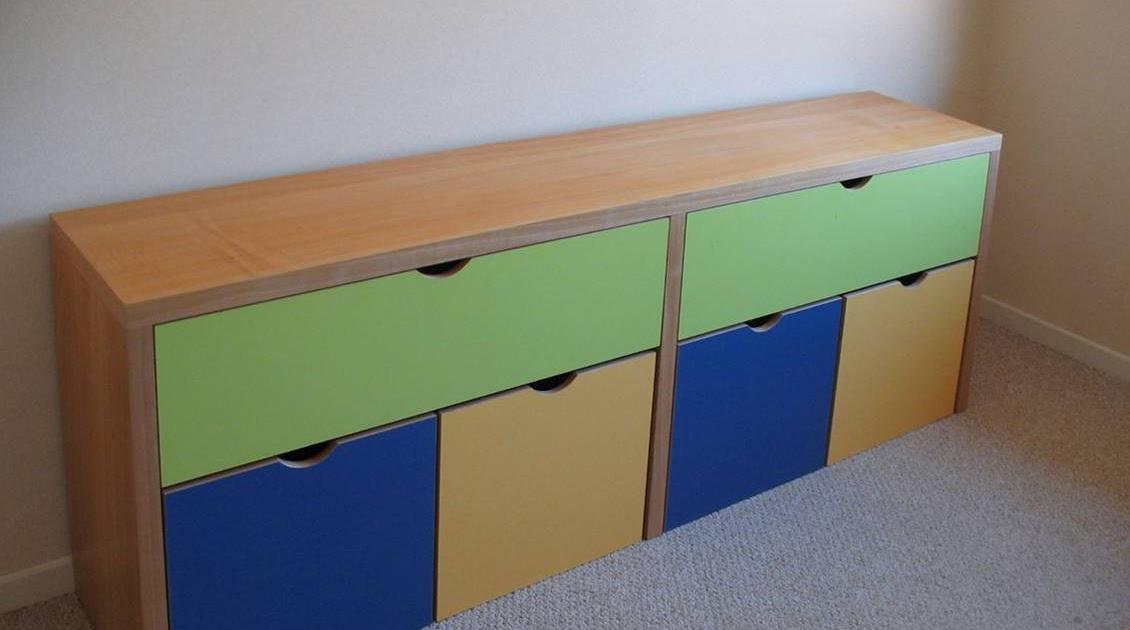noble mueble para niños en masisa enchapada en cedro o pino finger