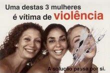 Diga NÃO a toda forma de violência contra a MULHER