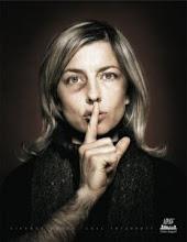 O seu silêncio só aumenta a violência