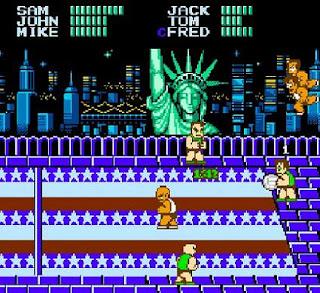 Super Dodgeball NES
