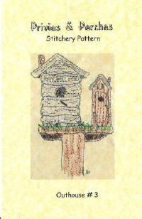 Free Primitive Stitching Patterns by Traude