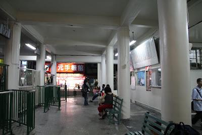 嘉義客運北港バスターミナル