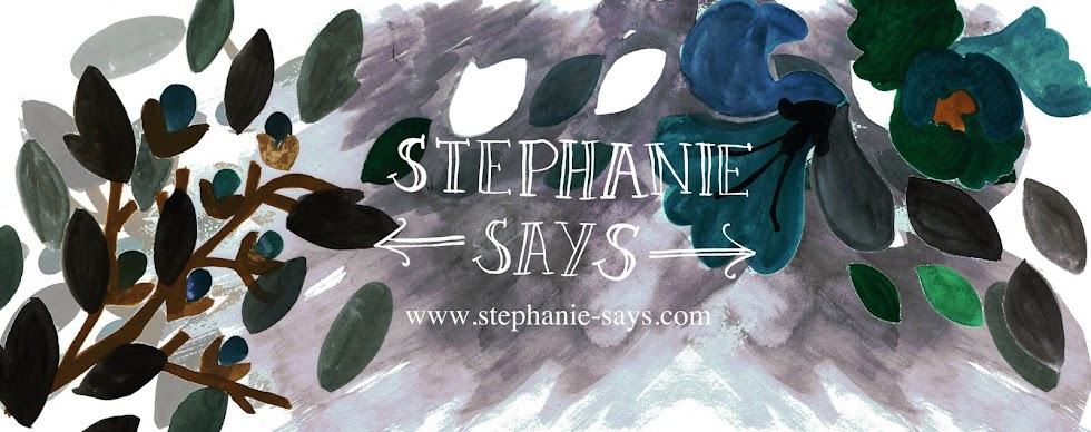stephanie says