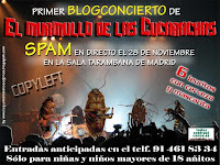 NUESTRO PRIMER BLOG-CONCIERTO.