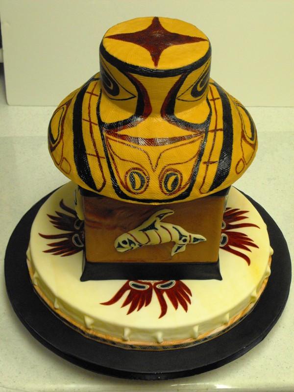 Blakescakes My Cakes Classwork A Tribute To Alaska