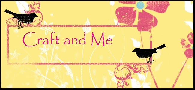 Craft and me