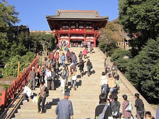 鶴岡八幡宮 (Tsurugaoka Hachiman-gū)