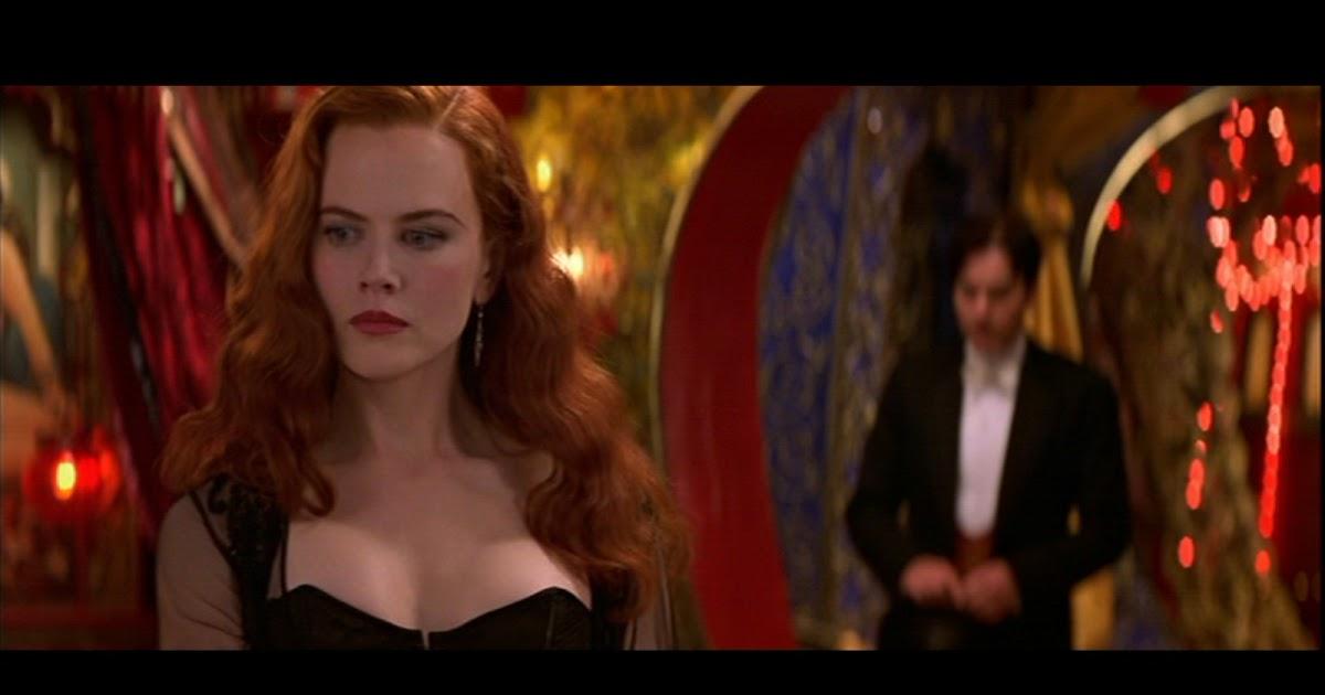 awkward CHIC: Nicole Kidman in Moulin Rouge