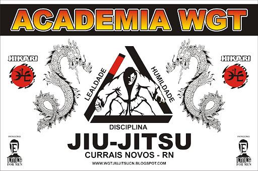 WGT JIU JITSU CURRAIS NOVOS / RN - MATRIZ