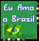 Eu amo o Brasil!