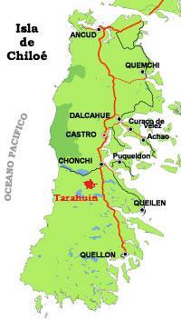Isla Grande de Chiloé...un lugar para descansar y disfrutar de la naturaleza