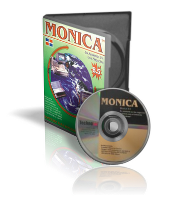 Monica 8.5 Gratis con Keygen Full Box