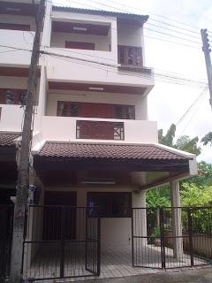 town house near payap university