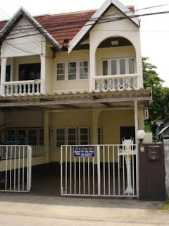 townhouse near payap university