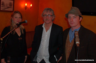 Limerick Rape Crisis Fundraiser Tim Evans Batt O'Connor and Teresa Altersberger