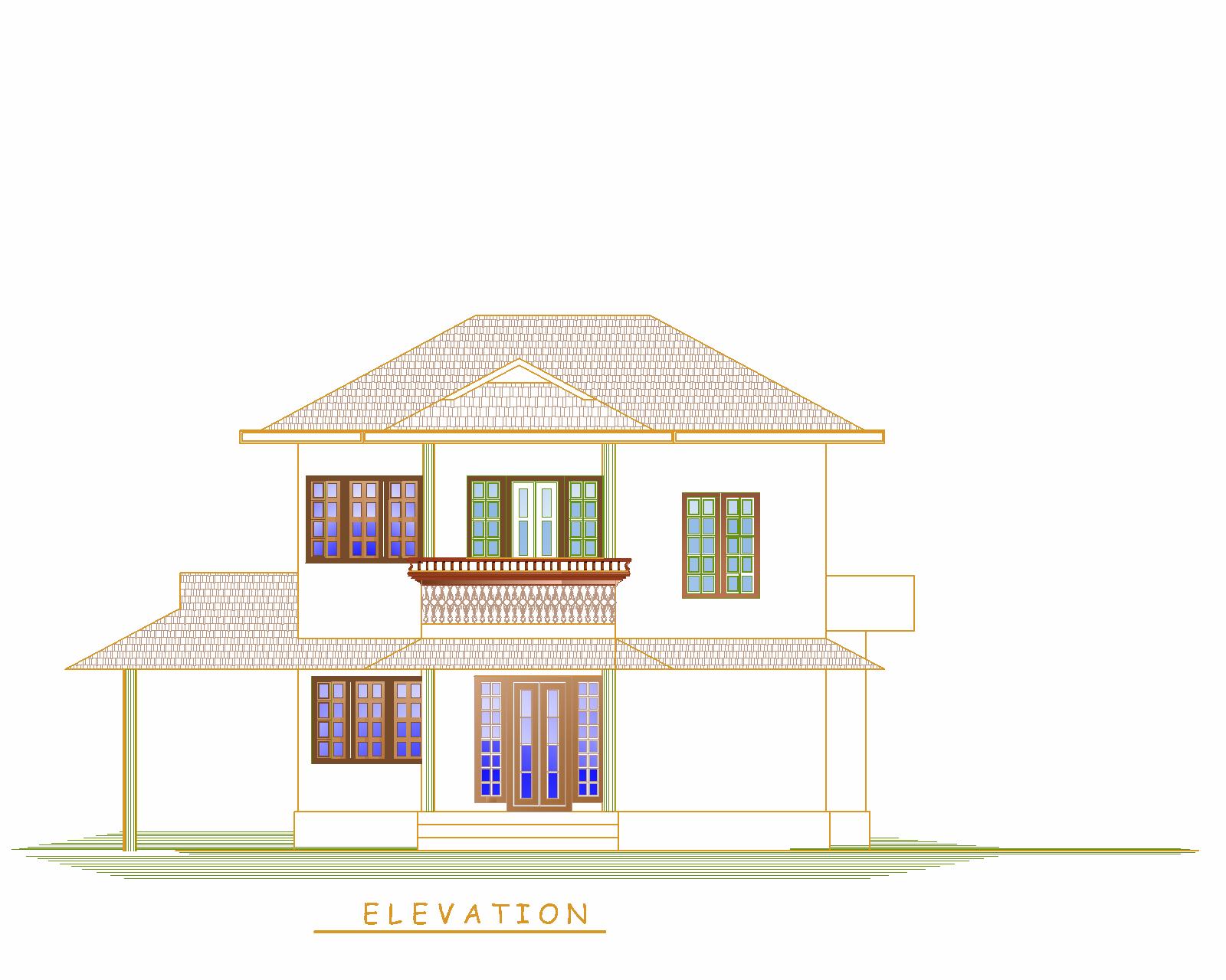 Buat testing doang three bedroom house in kerala for 2 bedroom house plan kerala