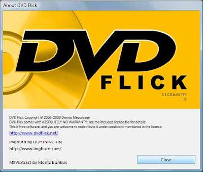 DVD Flick - Программа для перевода различных...