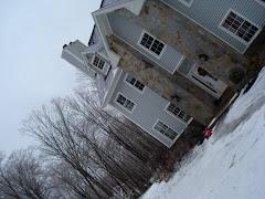 Casa e neve