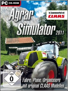 Agrar Simulator Cover Download Agrar Simulator 2011   Pc Completo