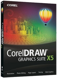 CorelDraw Graphics Suite X5 - v15 1 0 588
