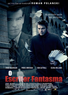 Download O Escritor Fantasma Dual Audio e RMVB Dublado