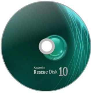 Download Kaspersky Rescue Disk 10.0.26.10 Build 08.02.2011 Completo