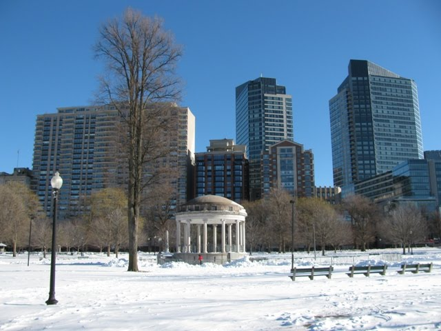 Famosos Boston Common e Beacon Hill | VagaMundos WU46