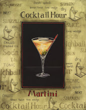 Cocktail Hour Martini