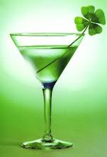 Green Martini!
