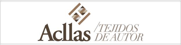 Acllas / Tejidos de autor