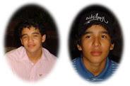 Hijos de Olga Patricia e Ildefonso Medina