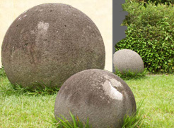 Piedra Precolombina