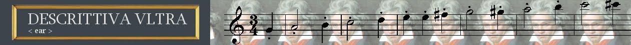 DESCRITTIVA VLTRA < ear >