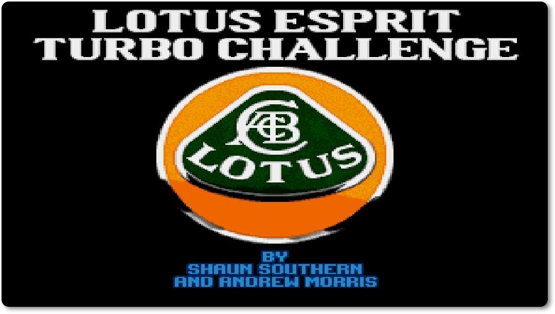 Lotus Esprit Turbo Challenge. Publicada por Miguel Brandão on Sexta-feira,